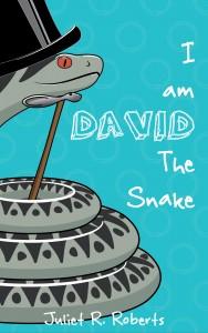 I am David the Snake cover